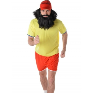 Long Distance Runner - Mens 80's Costumes