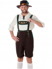 Bavarian Man - Men Oktoberfest Costumes
