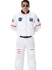 Male Astronaut - Mens Costumes