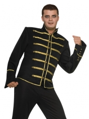 80's Military Jacket - Mens Costumes