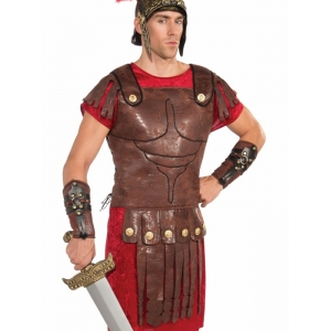 Roman Body Chest Armor - Men's Roman Costumes