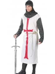 Medieval Knight - Mens Costume