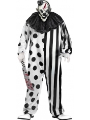 Killer Clown - Halloween Men Costumes
