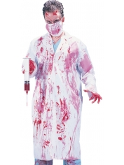 Bloody Doctor - Halloween Men's Costumes