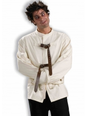 Straight Jacket - Halloween Men's Costume