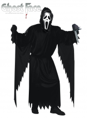 Ghost Face Costume - Mens Costumes