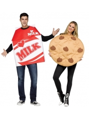 Milk and Cookie - Party Costumes