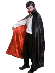 Vampire Cape Mens Costume