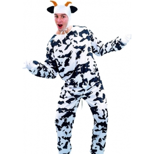 Comical Cow - Adult Mens Costume