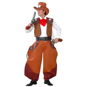 Cowboy Adult Mens Costume
