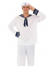 Navy Soldier - Mens Costumes