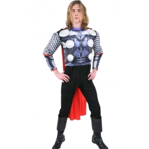 Thor Deluxe Costume - Mens Costumes