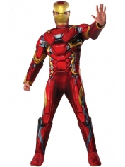 Iron Man Civil War - Adult Avengers Costumes