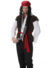Men's Pirate Costumes - Men's Costumes