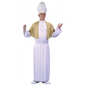 Pontiff - Adult Mens Costume