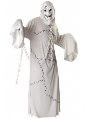 Ghost Ghoul - Halloween Men Costumes