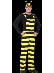 WORKER BEE - Adult Man Costumes