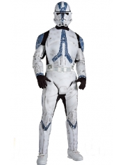Clone Trooper  Deluxe Costume - Star Wars Costumes