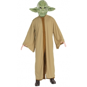 Yoda Deluxe - Adult Star Wars Costumes