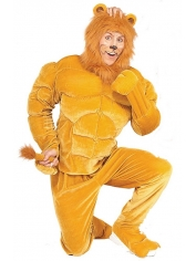Lion Man - Adult Men's Costumes