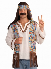 Hippie Shirt - Adult Men's Costumes
