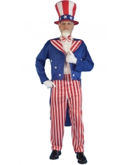 Uncle Sam - 4th of July Costumes