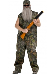 Duck Hunter - Men's Army Costumes