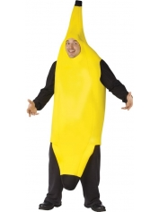 Big Banana Costume