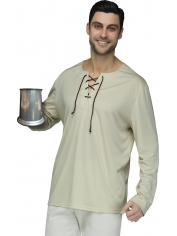 Peasant Shirt - Mens Costume