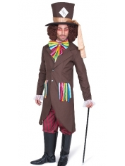 Mad Hatter - Halloween Mens Costume