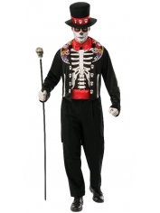 Day of The Dead - Halloween Man Costumes