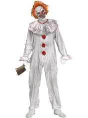 Carnevil Clown - Halloween Men Costumes