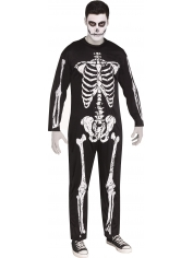 Skeleton - Halloween Men Costumes
