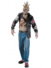 Punk Zombie - Halloween Men Costumes