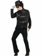 Michael Jackson Bad Jacket - Adult Men Costumes