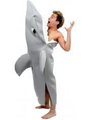 Shark Attack - Under the Sea Men Costumes