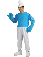 Blue Gnome - Adult Men Costumes
