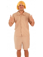 Croc Man - Adult Safari Costumes