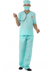 Doctor Scrubs - Halloween Mens Costumes