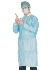 SURGEON GOWN - Halloween Men's Costumes