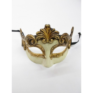 Roman Lady Ivory Mask - Masquerade Masks