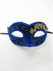 Blue Eye Mask - Masquerade Masks