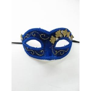 Blue Eye Mask - Masquerade Masks