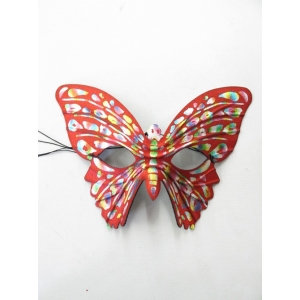 Pink Butterfly - Masquerade Masks
