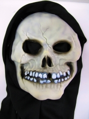 Skull Hooded Mask
