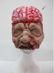 Brainy Chinless Mask