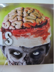Zombie Brains Hat