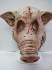 Scary Pig Masks