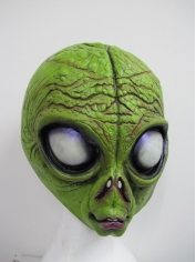 Alien Rubber Mask