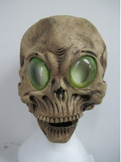 Alien Skull Masks
